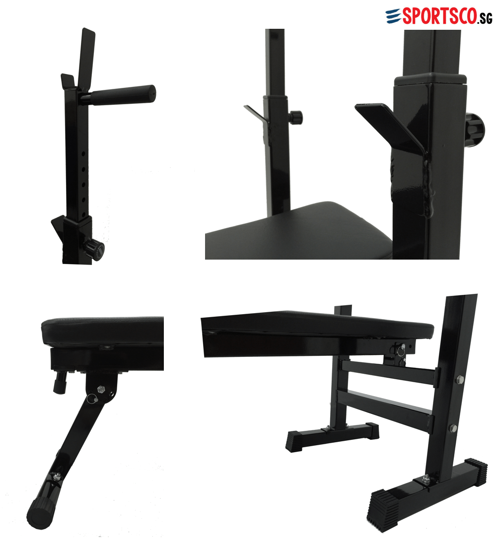 Flat Weight Lifting Bench Parts