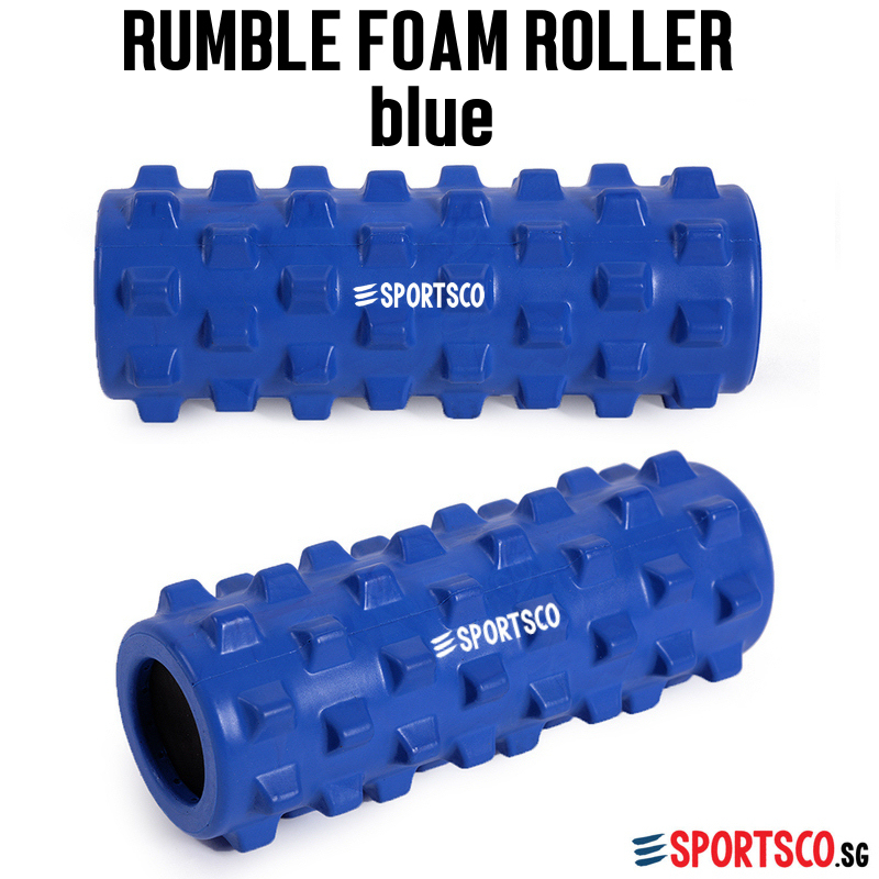 SPORTSCO Rumble Foam Roller