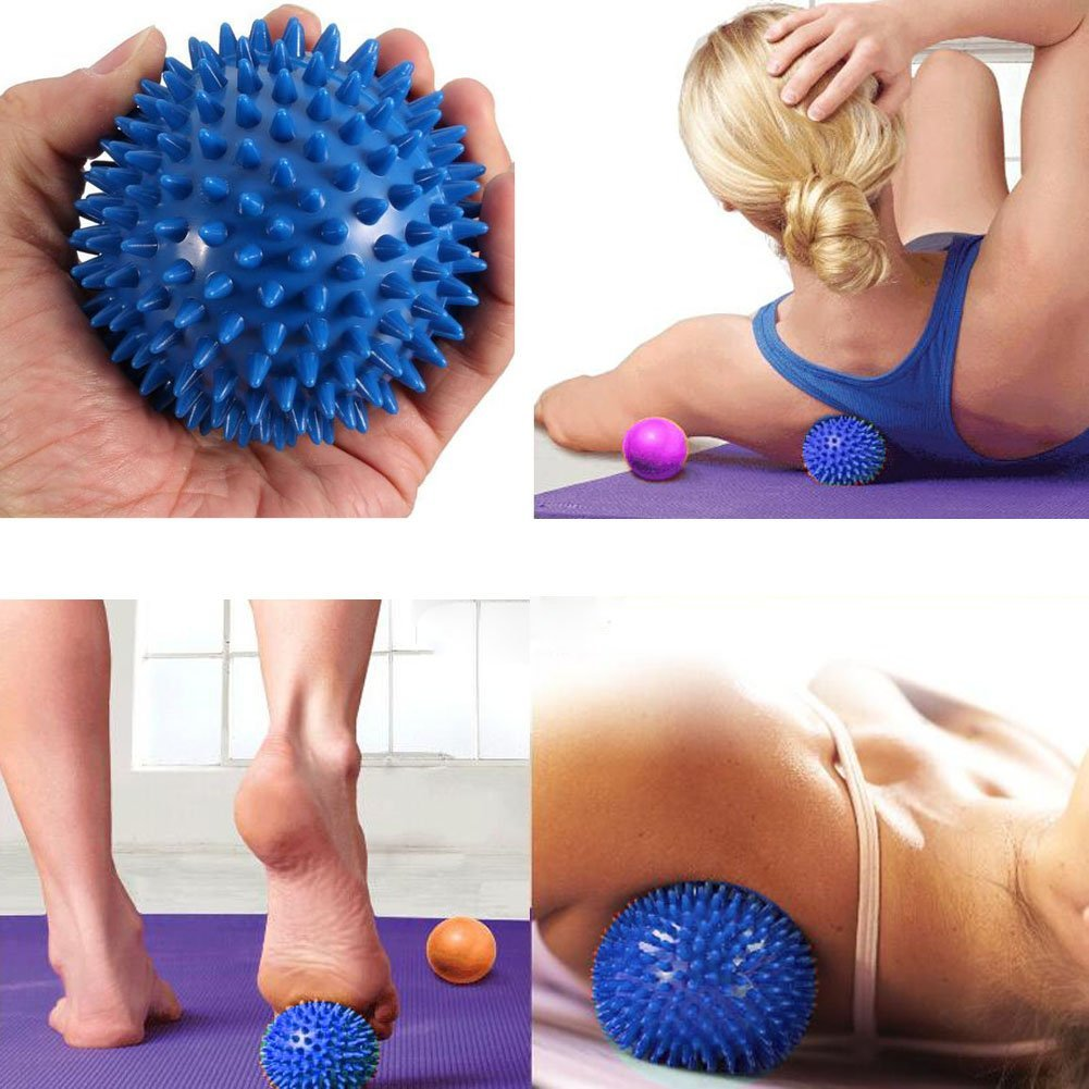 Spiky Massage Ball Demo