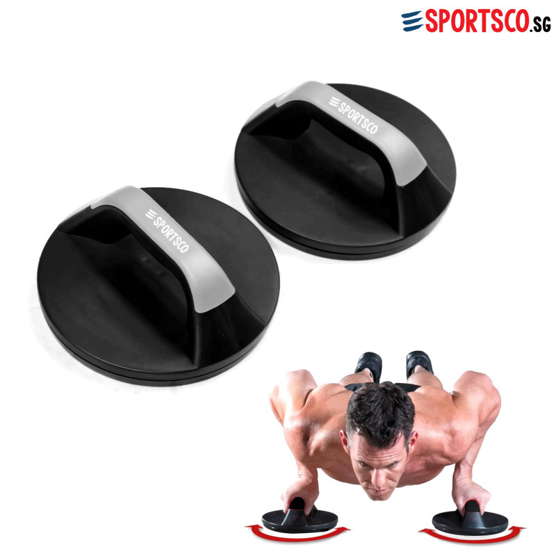 Push Up Bar Pro Rotating Singapore Sportsco