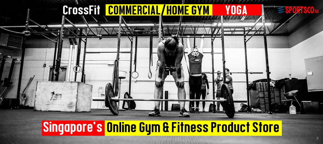 Online Fitness Equipment Store In Singapore Crossfit