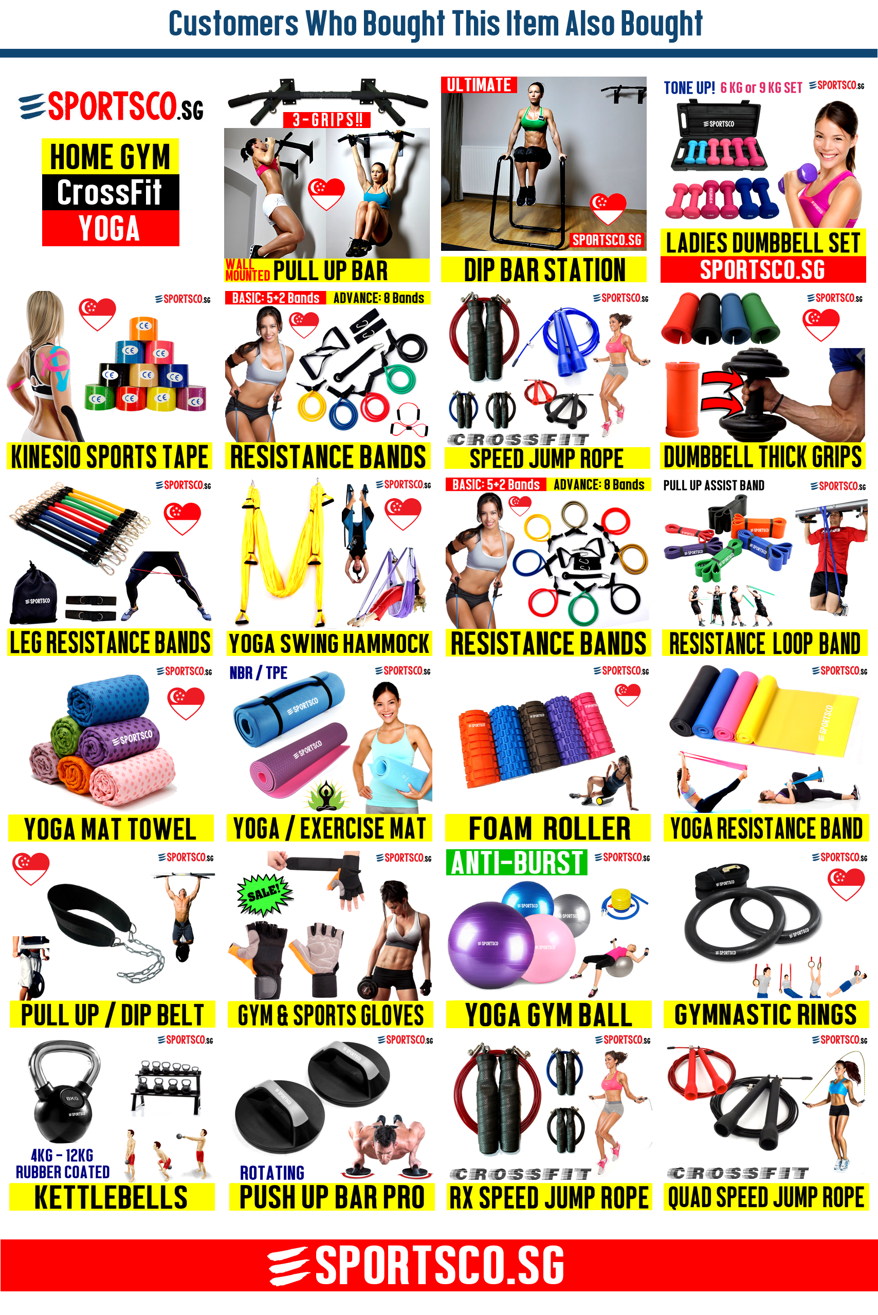 Sportsco Products