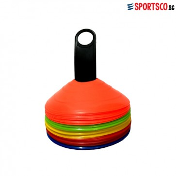 Agility Saucer Disc Cones (Set of 50)