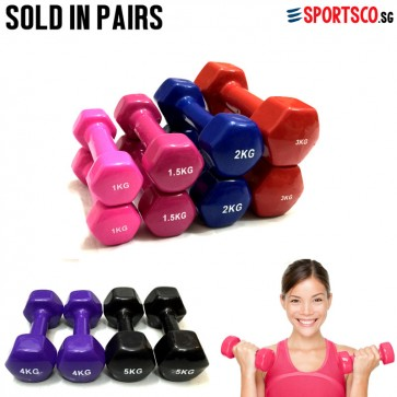 Vinyl Mini Dumbbell