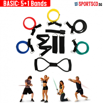 Ultimate Resistance Bands (Basic Set)