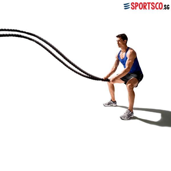 Crossfit Battle Rope 9m Amp 15m Singapore Sportsco