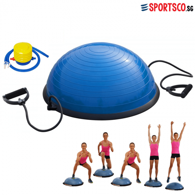 Bosu Ball Balance Trainer Singapore Sportsco