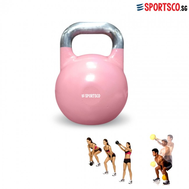 Competition Kettlebell 8kg 16kg Singapore Sportsco