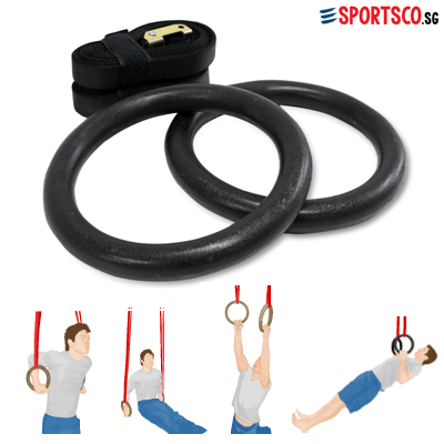 Gymnastic Rings Singapore Sportsco