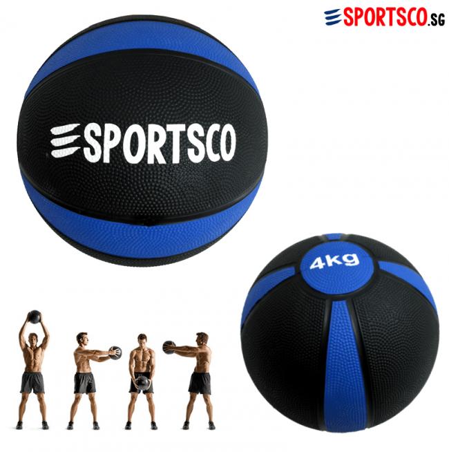 4kg Medicine Ball Singapore Sportsco