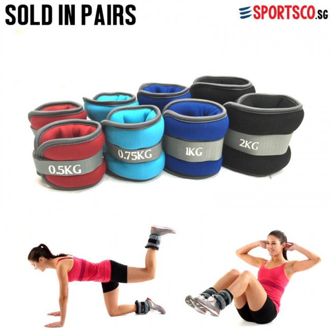Wrist Ankle Weight Singapore Sportsco