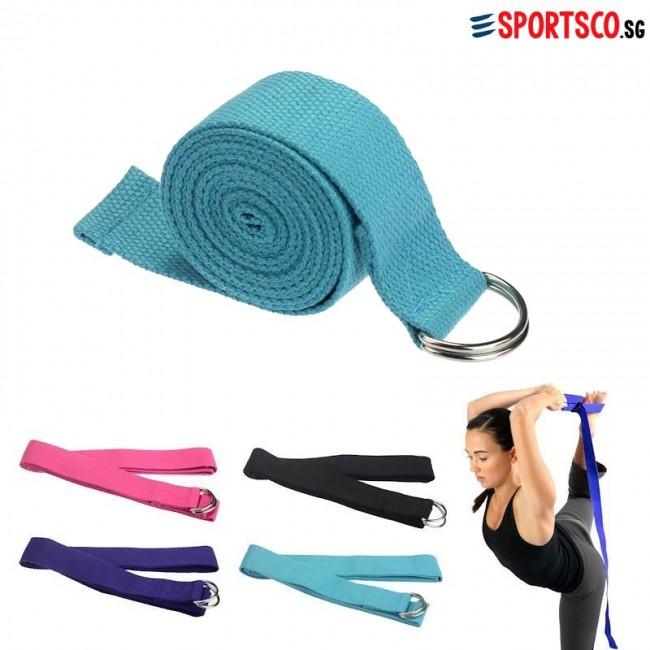 Yoga Strap Belt Singapore Sportsco