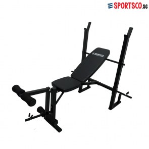Heavy Duty Weight Lifting Bench