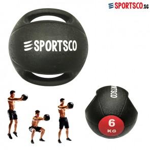 Dual Grip Medicine Ball