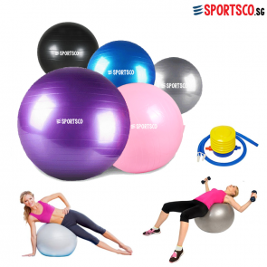 Yoga Exercise Gym Ball (Anti Burst)